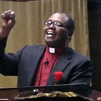 Senior Pastor Rev. Dr. James Mbuva
