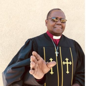 Pastor, Rev. Dr. James MMuathime Mbuva