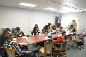 Elders' Meeting 7/22/2018