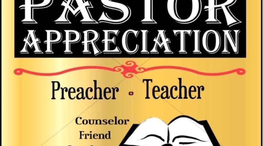 KICC Pastors' Appreciaion